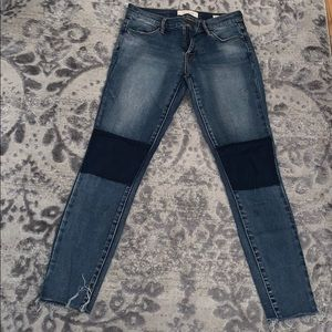 PacSun size 24 ankle jeans